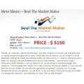 Steve Mauro Beat The Market Maker